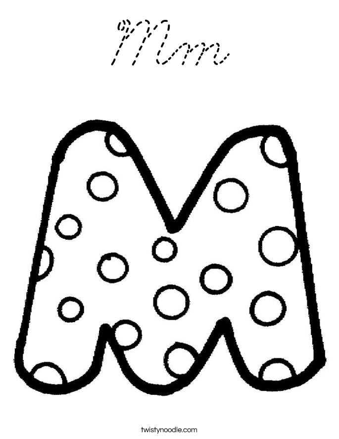 cursive s coloring pages - photo#16