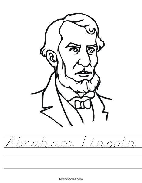 Lincoln Worksheet