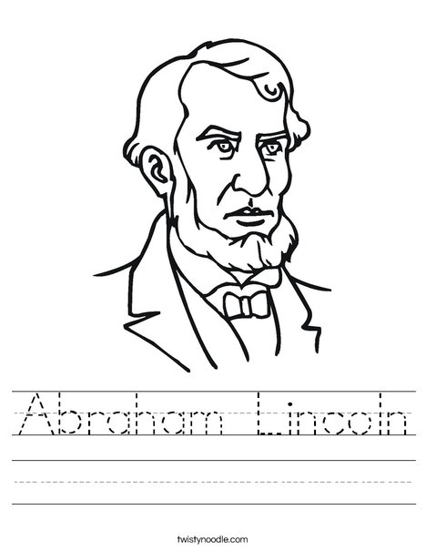 Abraham Lincoln Comprehension Worksheet: Printables Abraham ...