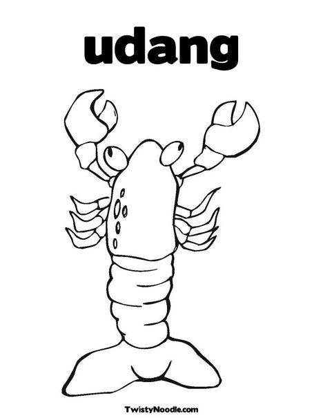 logo udang