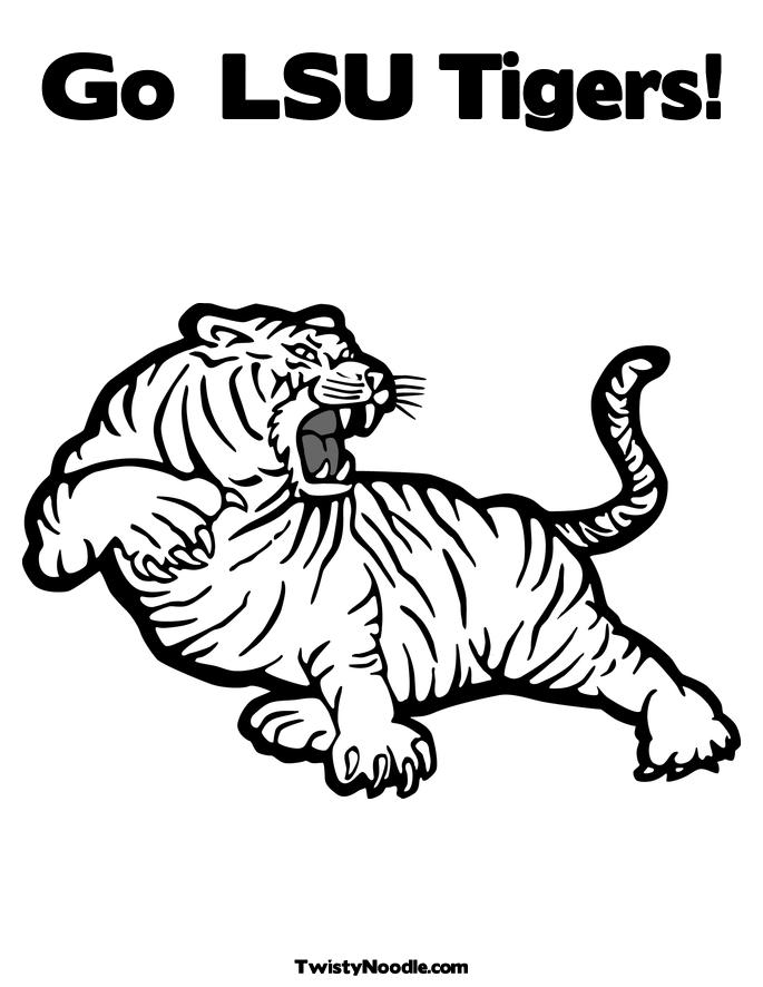 Tiger coloring pictures sheets super coloring