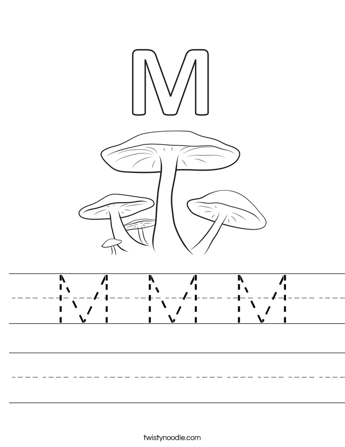 M M M Worksheet
