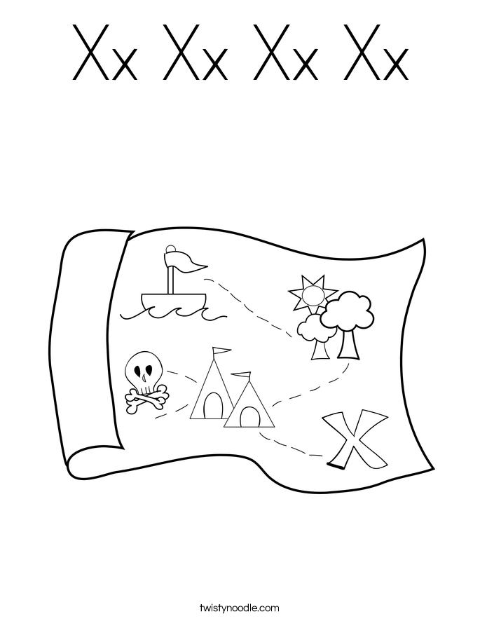 Xx Xx Xx Xx Coloring Page