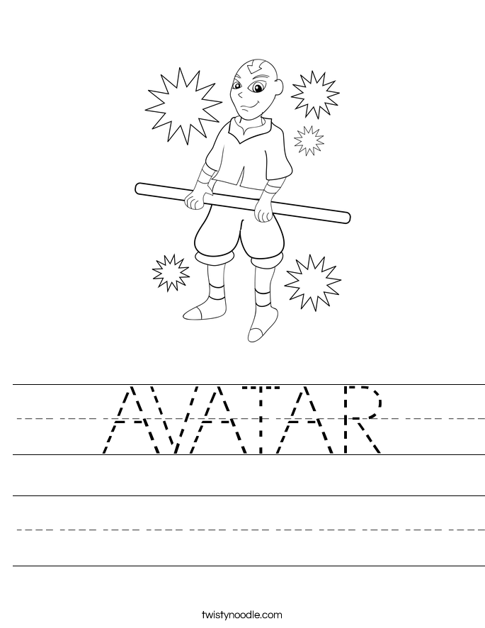 AVATAR Worksheet