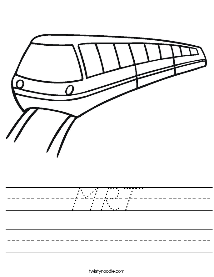 MRT Worksheet