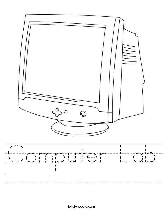 Computer Lab Worksheet