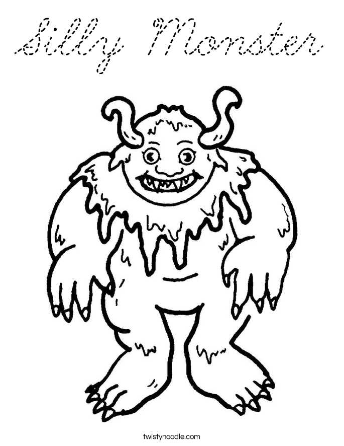 Dr Seuss Put Me In The Zoo Coloring Pages #4