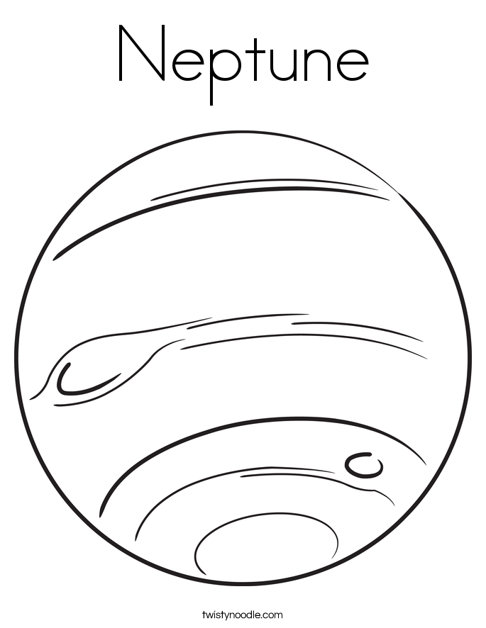 planet neptune color - photo #8