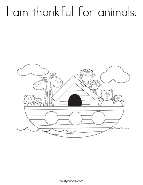 i am thankful for coloring pages christian - photo #24