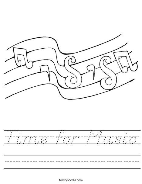 Notes Worksheet