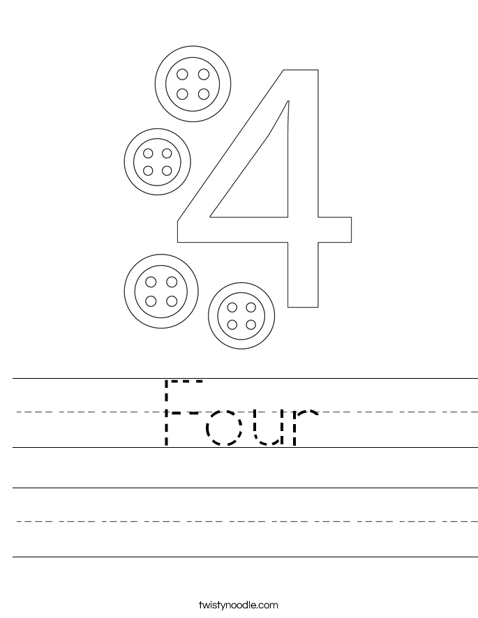 Four Worksheet