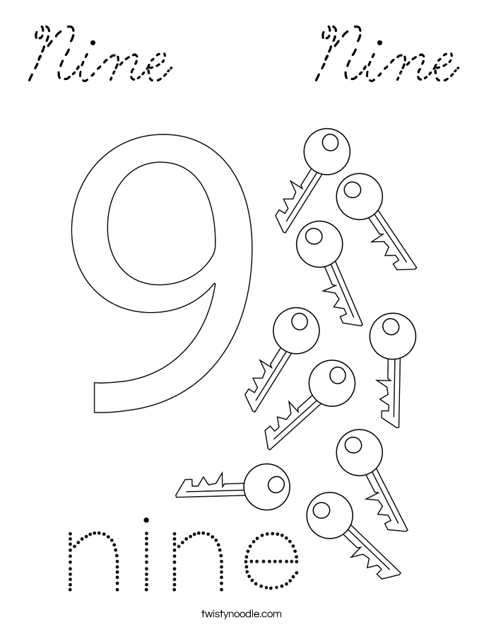 happy 4th birthday coloring pages - photo#17