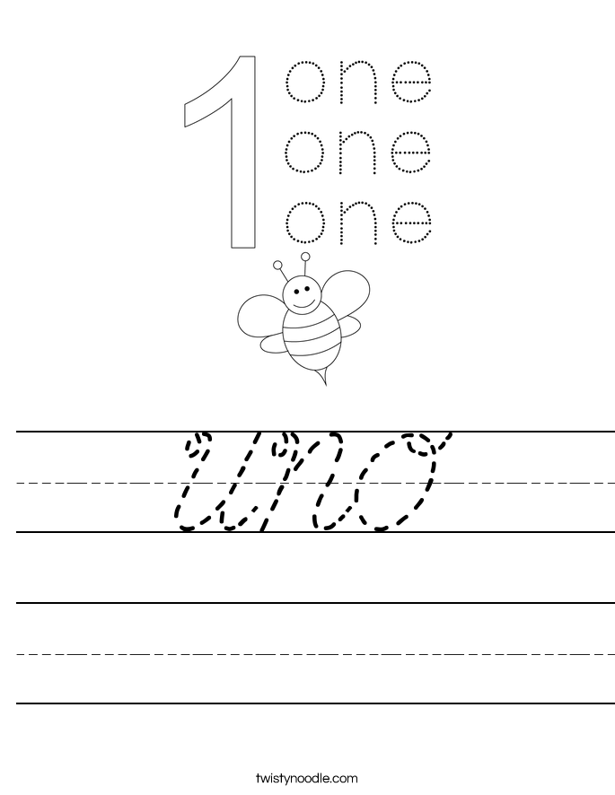 UNO Worksheet