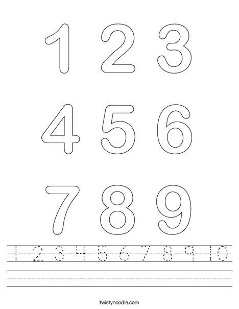 Numbers 4, 5, 6, 7, 8, 9 stock illustration. Illustration of ...