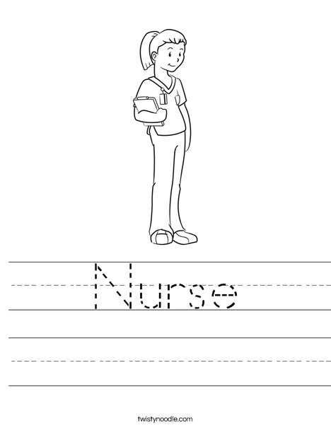 Nurse Worksheet