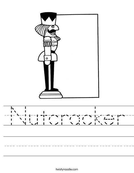 Nutcracker Worksheet