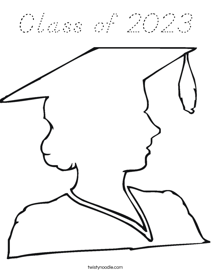 Graduation 2016 Coloring Sheets Coloring Pages