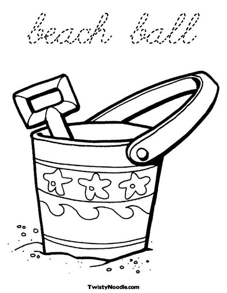 Coloring Pages Beaches title=