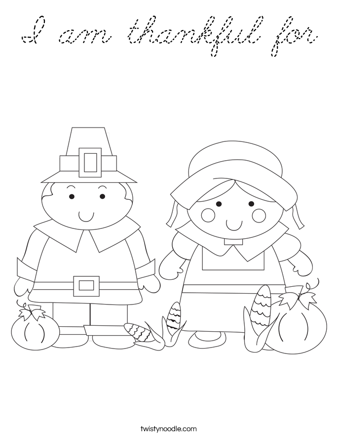 i am thankful for coloring pages christian - photo #46