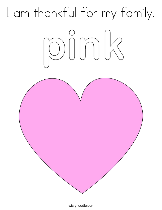 Change Of Heart Coloring Page