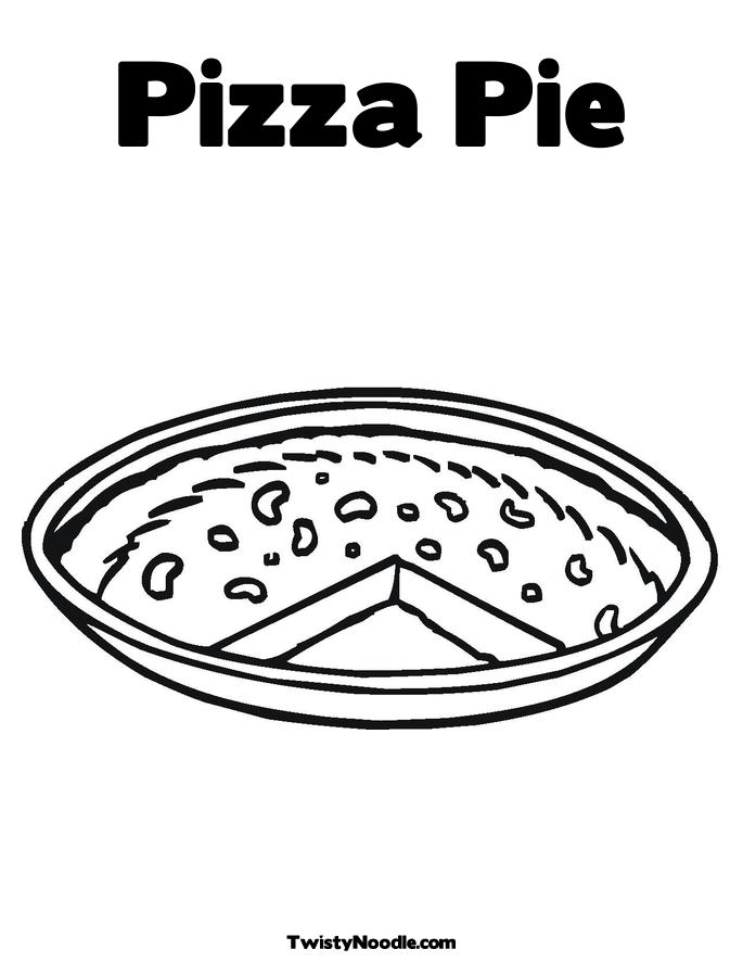pie chart coloring pages - photo#33