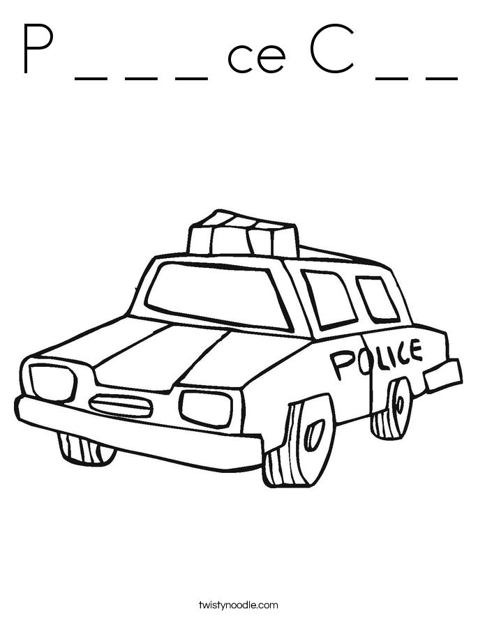 P _ _ _ ce C _ _ Coloring Page