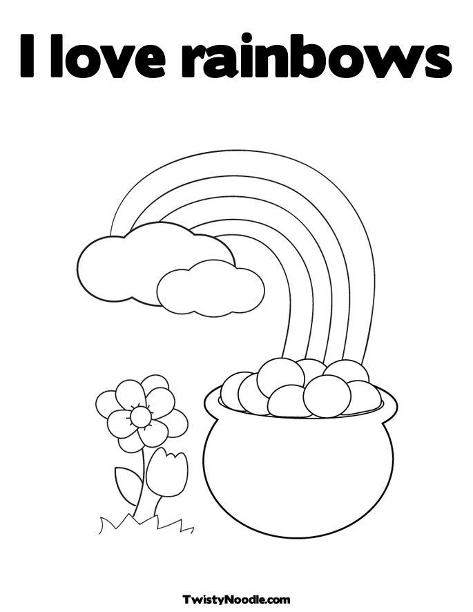 English Coloring Pages Pdf : Where rainbows end english pdf free download mtggett