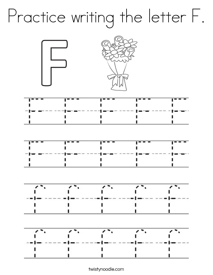 Practice Writing The Letter F Coloring Page on Circle The Matching Letter U V W X Y