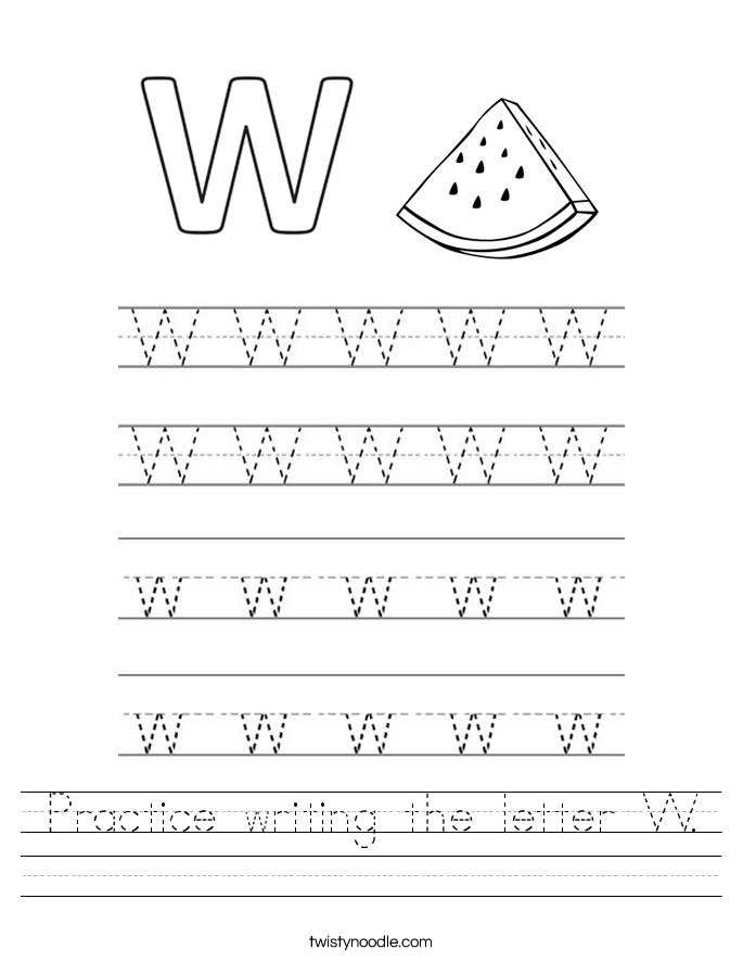 Draw a Line - Beginning Consonant Worksheets