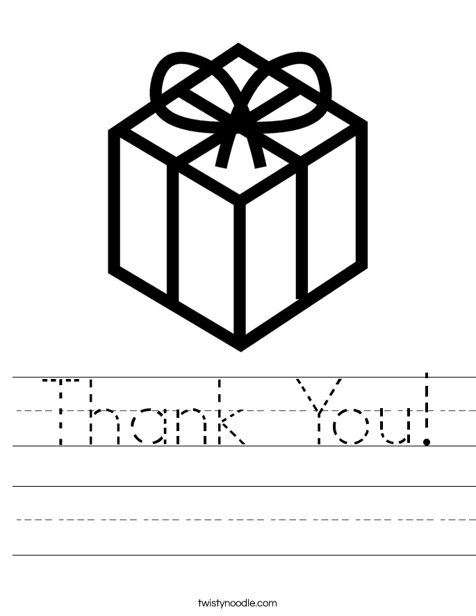 How Many Presents Handwriting Sheet | Apps Directories