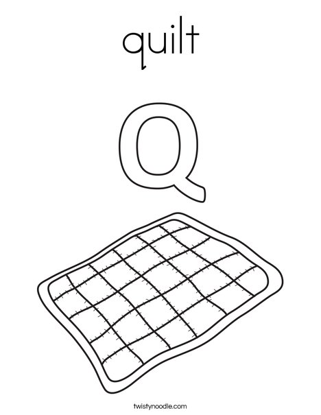 coloring pages for quilts - photo#28