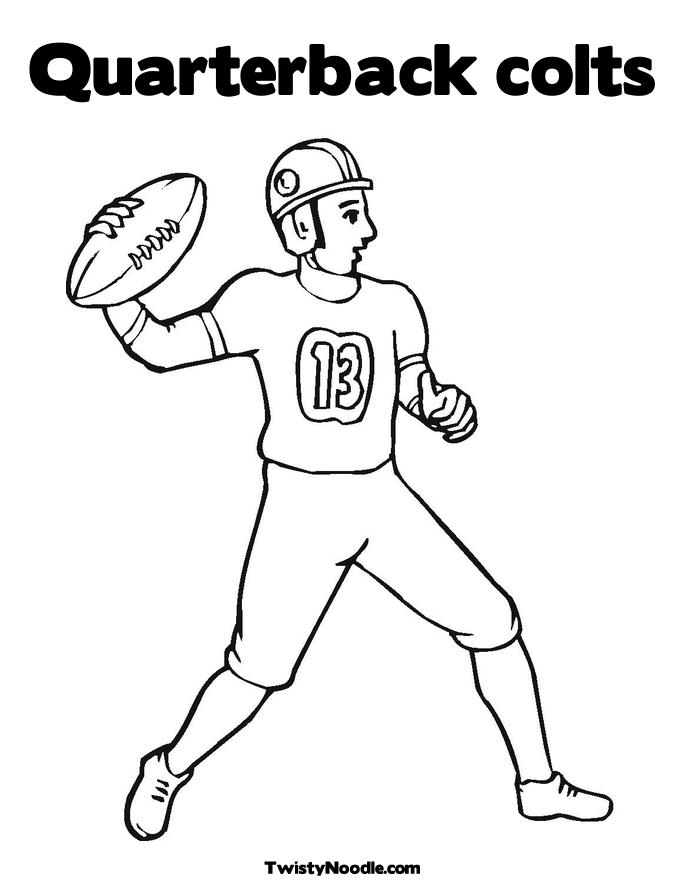 colt printable coloring pages - photo #14