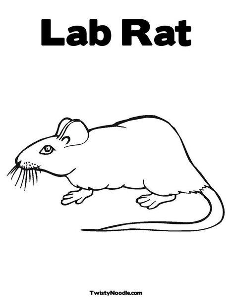 Lab Rats Disney Coloring Pages Sketch Coloring Page