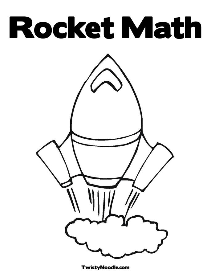 Rocket Math Subtraction Worksheets – Rocket Math Worksheets