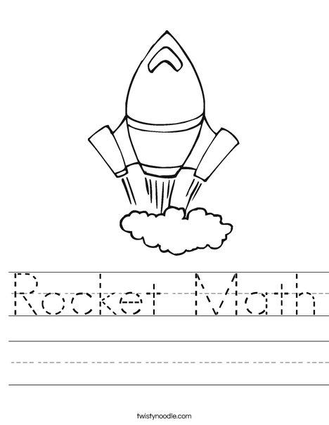 math worksheet : rocket math worksheets  educational math activities : Rocket Math Multiplication Worksheets