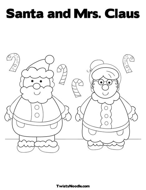 dear santa coloring pages photo 12