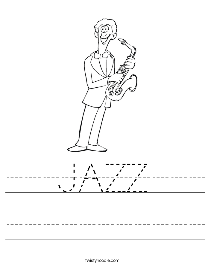 JAZZ Worksheet
