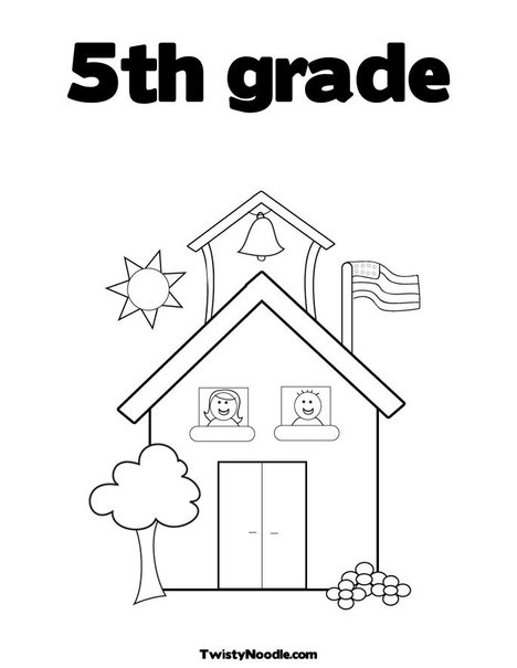 5th Grade Coloring 5th Grade Coloring Pages