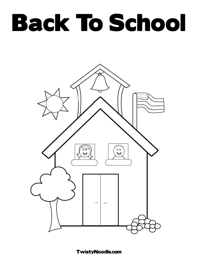 Free Coloring Pages Of Back To School Bus Free Back To School Coloring Pages