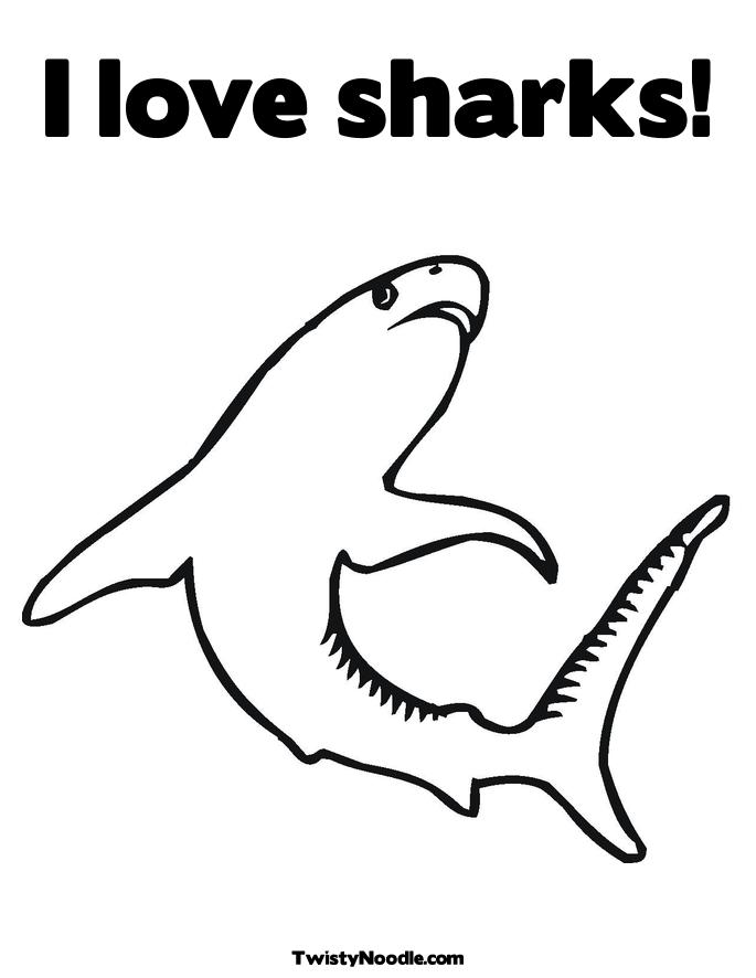 Sharks nhl colouring pages for San jose sharks coloring pages