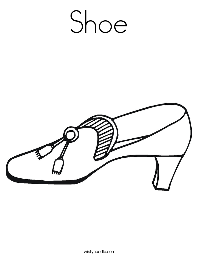 Free Coloring Pages Of Nike Shoe Coloring Pages Shoes