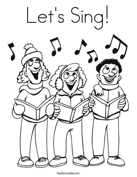 Country Singers Coloring Pages Singers Coloring Page