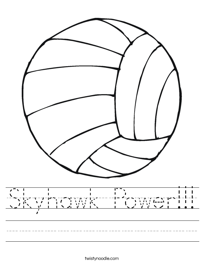 Skyhawk Power!!! Worksheet