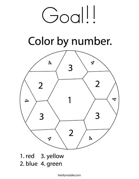 soccer ball 5 coloring page
