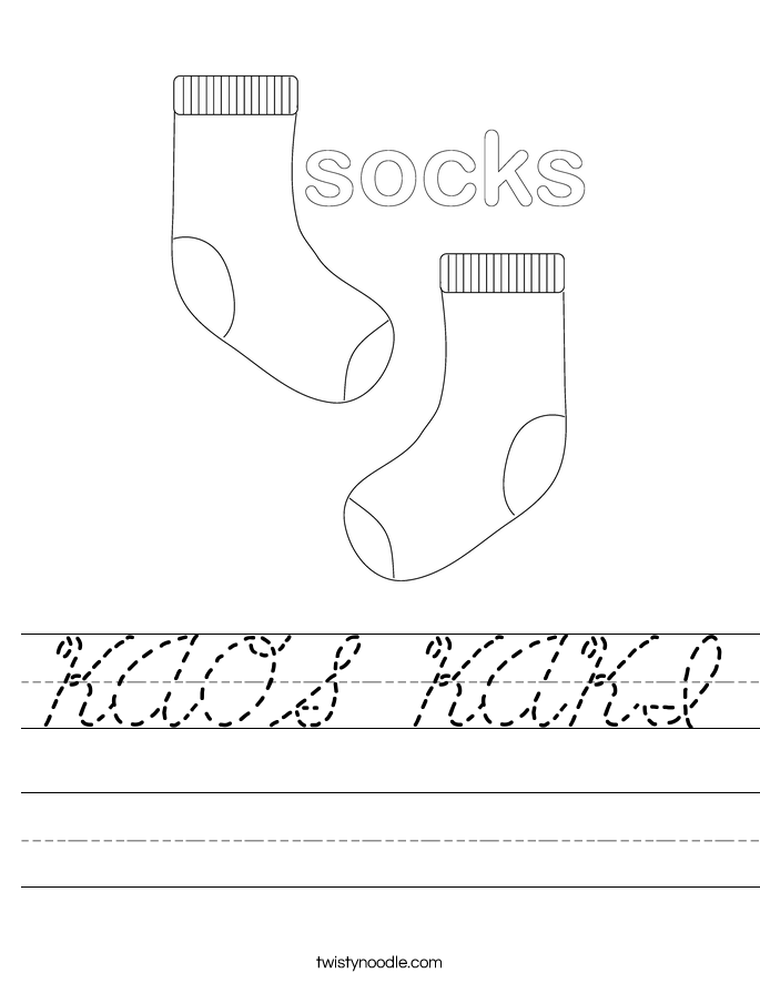 KAOS KAKI Worksheet