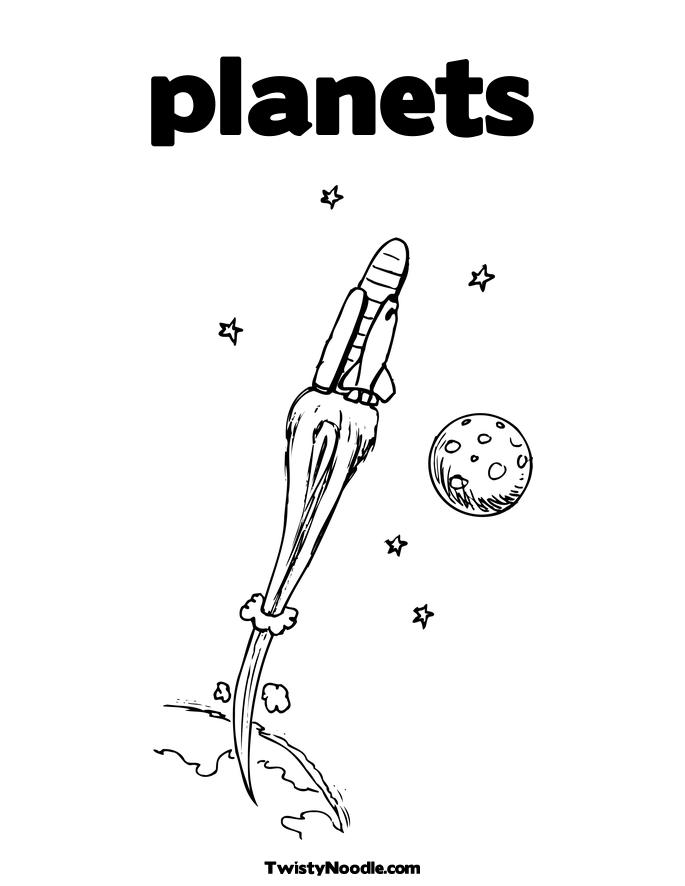 neptune planet coloring pages printable space