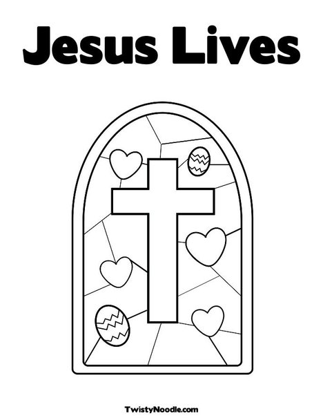jesus forgiveness coloring pages - photo#36