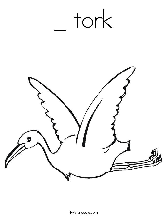 _ tork Coloring Page