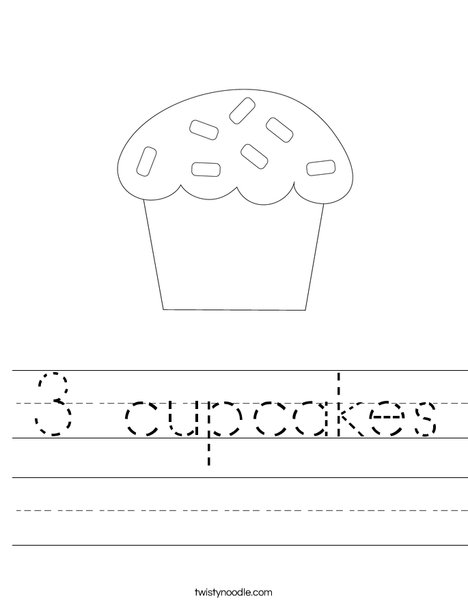 Sweet treat Worksheet