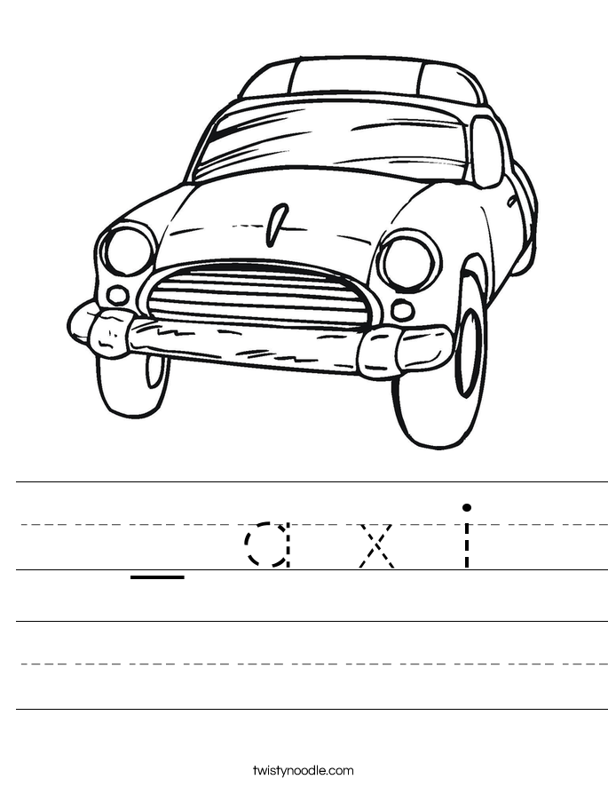 _ a x i Worksheet